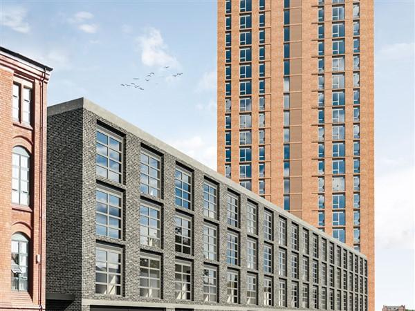 Birmingham City Centre Apartments