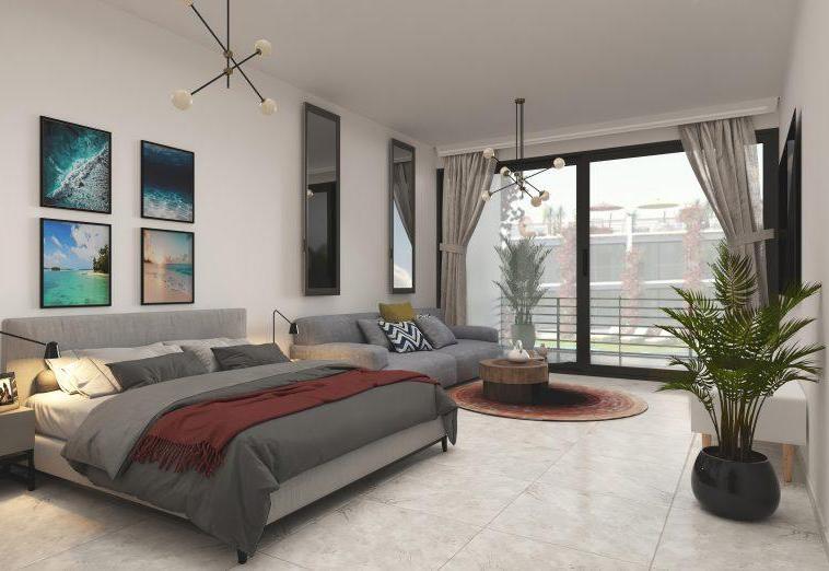 Studio Apartments - Esentepe North Cyprus